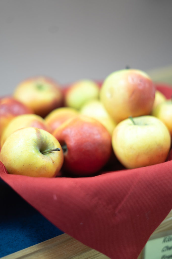 Fruehstueckapfel
